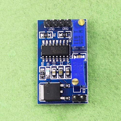 Vipithy SG3525 PWM-Controller-Modulplatine Einstellbare Frequenz 100HZ-100KHZ