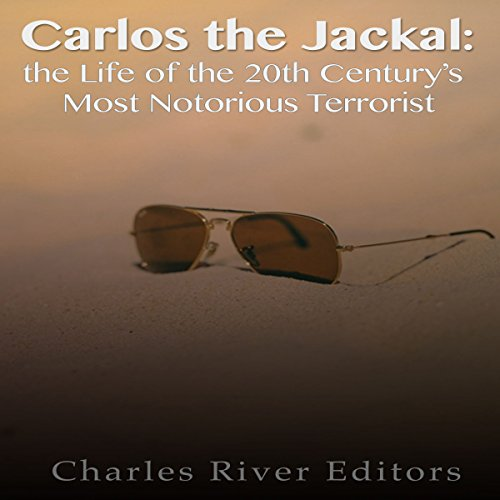 Carlos the Jackal audiobook cover art