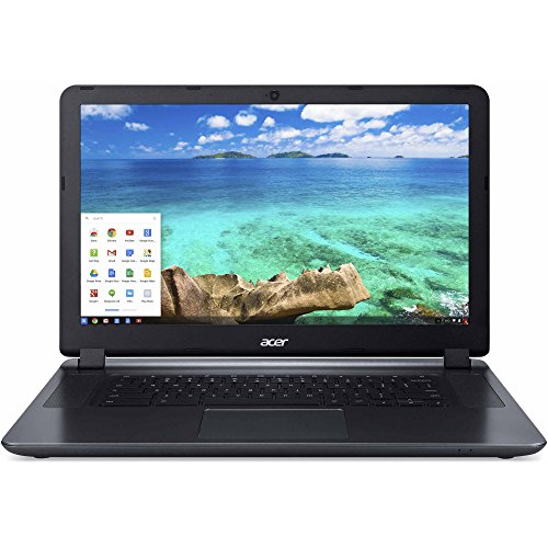 Acer Chromebook 15.6-inch Laptop (Intel Dual-Core 2.41GHz...