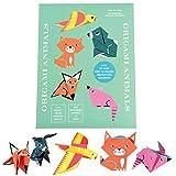 Kit de Animales Origami para Niños