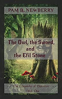 The Owl, the Sword, & the Efil Stone (The Chronicles of Eldershire Book 1) by [Pam B. Newberry]