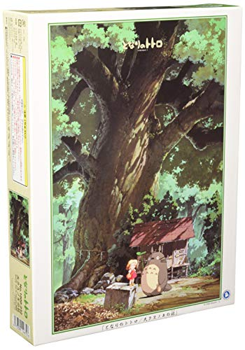 Ensky My Neighbor Totoro Puzzle mit großem Kampferbaum, 1000 Teile