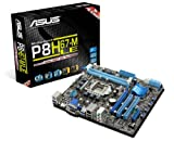 ASUS P8H67-M LE  LGA 1155 SATA 6Gbps and USB 3.0 Supported Intel H67 DDR3 1333 Micro ATX Motherboard
