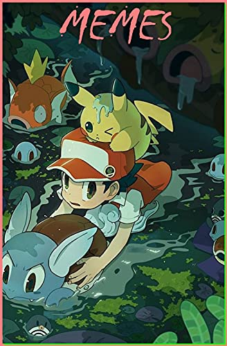 Pokemon Let Go Mémés : Funny Mémés, Dank Funny Clean Humor and Epic Fails and Other Awesome Humor (English Edition)