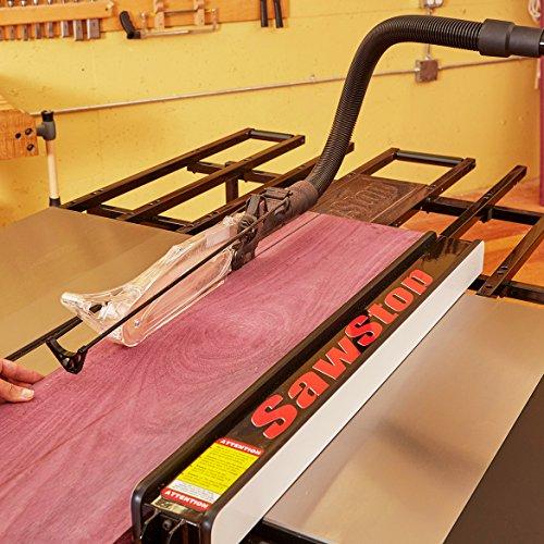 SawStop TSA-FOT Folding Outfeed Table
