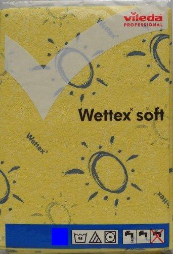 Vil Wettex Soft gelb, Wischtuch 25x36cm