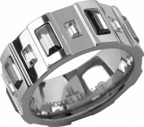JACQUES LEMANS Damen-Ring JL Jellery Gr. 54 (17.2) S-R51H54