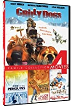 Chilly Dogs/Toby McTeague/The Lion Who Thought He Was People/Cry of the Penguins - 4-pack by Mill Creek Entertainment by Bob Spiers, Jean-Claude Lord, Alfred Viola Bill Travers