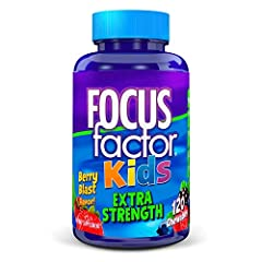 BRAIN HEALTH SUPPORT FOR KIDS: Specially formulated for kids to help support healthy brain function, with neuronutrients, essential vitamins, and more* NUTRITION FOR BRAIN HEALTH: Like other parts of the body, your child's brain needs proper nutritio...