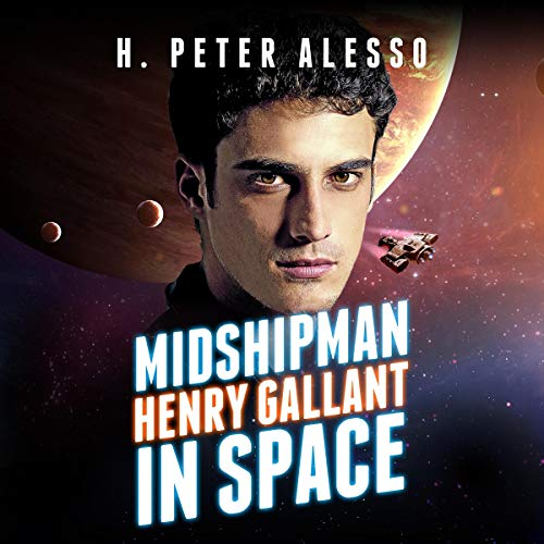Midshipman Henry Gallant in Space Titelbild