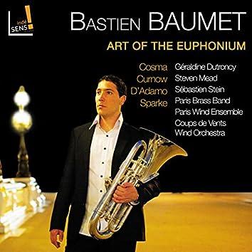Cosma, Curnow, D'Adamo & Sparke: Art of the Euphonium