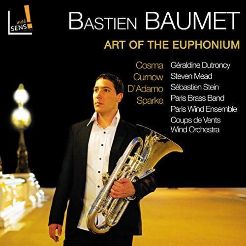 Paris Wind Ensemble, Bastien Baumet, Sebastien Stein, Steven Mead, Géraldine Dutroncy & Coups de Vents Wind Orchestra