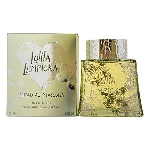 Lolita Lempicka Au Masculin Men Eau De Toilette 100 Ml