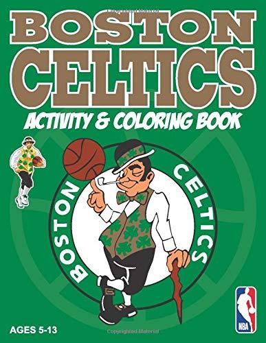 Boston Celtics Activity and Coloring Book (Sports Activity & Coloring Book)
