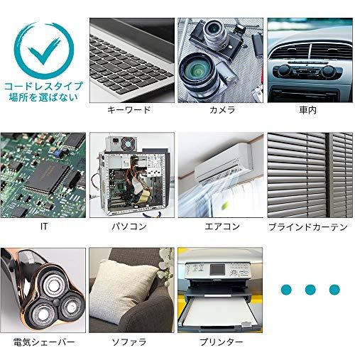 Forty4『電動エアダスター』