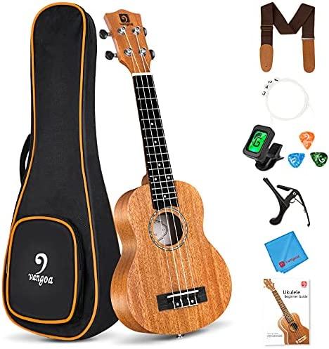 Top 10 Best ukulele 21 soprano Reviews