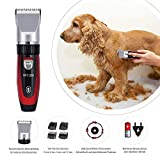 Original Elektrischer Akku RFC-208® Tierhaarschneider Hunde Katzen Schermaschine Tierhaarschneidemaschine - 8