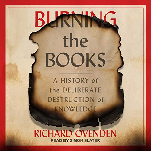 Burning the Books  By  cover art