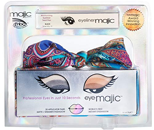 Eye Majic Instant Eyeshadow – Easy Professional