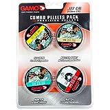 4. Gamo 632092954 Air Rifle Pellets Combo Pack.177 Caliber, Quantity 1000 (Magnum, Masterpoint, Hunter, Match)