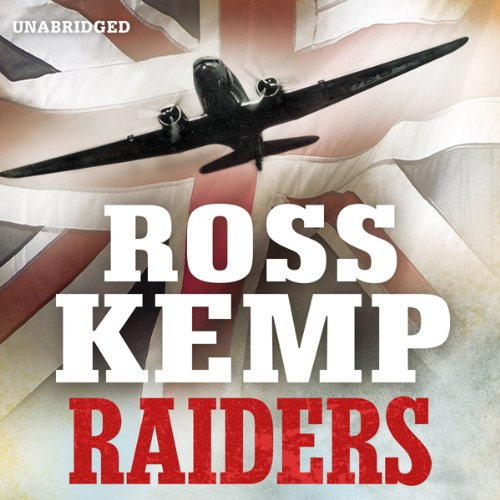 Raiders: World War Two True Stories audiobook cover art