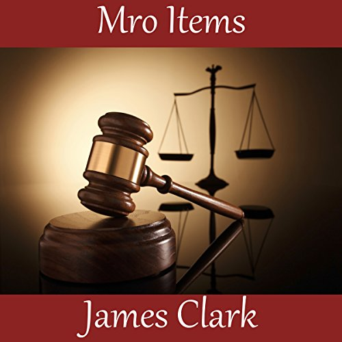 MRO Items  By  cover art