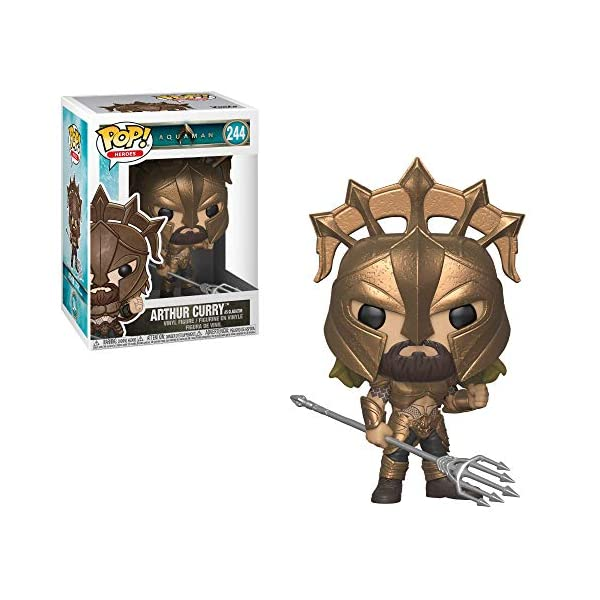 Funko 31176 POP Vinyl: Aquaman: Arthur Curry as Gladiator 3