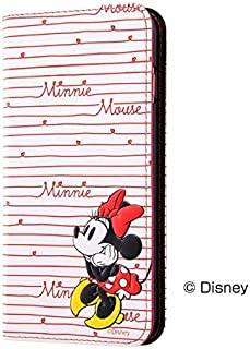 レイ・アウト iPhone 8 Plus/7 Plus用 ディズニー/手帳型ケース カーシヴ/ミニー RT-DP15T/MN...