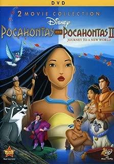 Pocahontas Two-Movie (Pocahontas / Pocahontas II: Journey To A New World)
