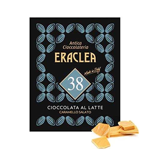 Buste monodose Cioccolata calda Eraclea (n°38 CARAMELLO SALATO (al latte))