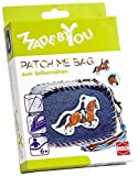 Made by You 13066' Patch Me Bag (Pferd) zum Selbernähen Kinder-Bastelset