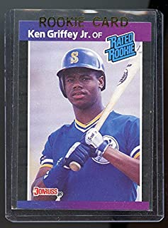 1989 donruss the rookies