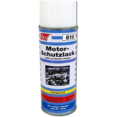 Stc Motorschutzlack 400 Ml Motorversiegelung Motor Schutzlack Auto