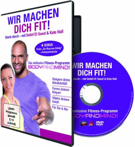 TV - Unser Original Body and Mind DVD: Wir machen Dich fit!