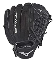 "Mizuno GPP1050Y3 Prospect Series PowerClose Baseball Gloves, 10.5"", Right Hand Throw"