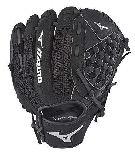 Mizuno GPP1050Y3 Prospect Series PowerClose Baseball Gloves, 10.5', Right Hand Throw