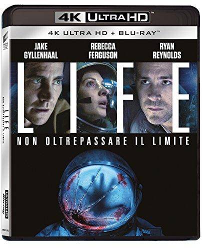 Life - Non Oltrepassare Il Limite (Blu-Ray 4K Ultra Hd+Blu-Ray) [Italia] [Blu-ray]