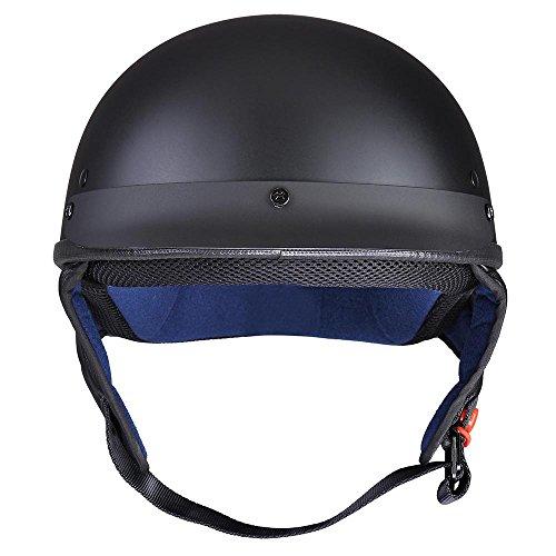AHR Motorcycle Half Face Helmet