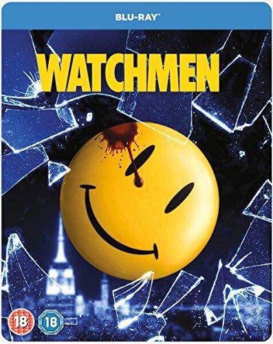Watchmen, Steelbook, Blu-ray, Zavvi exklusiv, ohne deutschem Ton, Uncut, Regionfree