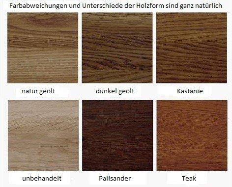 Timberline Sitzgruppe Maxi XL 200 cm Outdoor Gartenmöbel, Farbe:Teak;Material:Birke - 2