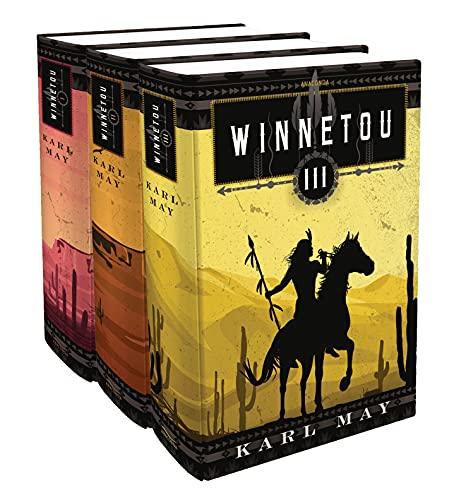 Karl May, Winnetou I-III (3 Bände)