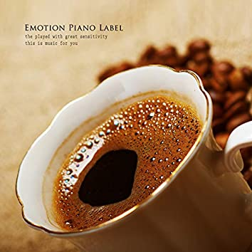 커피 향 흐르는 피아노