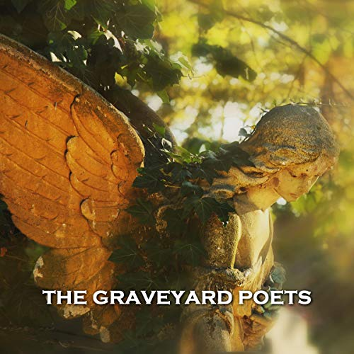 The Graveyard Poets audiobook cover art