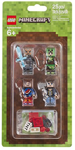 LEGO® Minecraft™ Minifiguren-Set 1, Nr. 853609