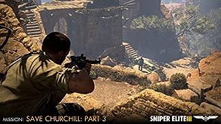 Sniper Elite 3 - Save Churchill Part 3: Confrontation [Online Game Code]