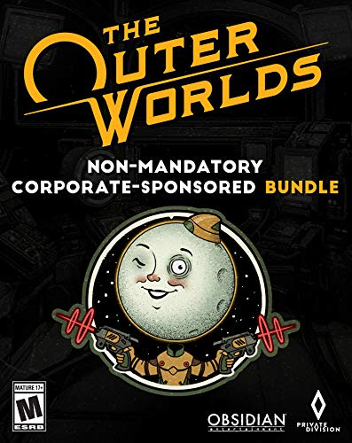 The Outer Worlds: Non-Mandatory Corporate-Sponsored Bundle - PC [Online...