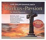 St Mark Passion, H. 799: Recitative: Da lief einer und fullet einen Schwamm (Evangelist, Ein Jude)