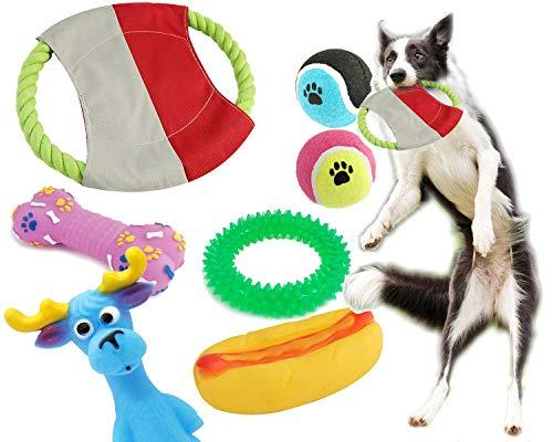 BPS® Pack de Juguetes para Perro