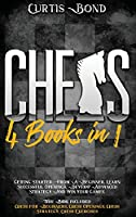 Chess: 4 books in 1: Getting Started From A Beginner. Learn Successful Openings, Develop Advanced Strategy And Win your Games. (Weplaychess)
