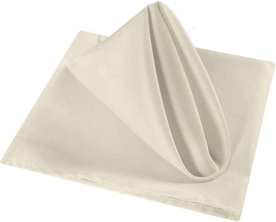 67% OFF of fixed price Cloth Dinner Napkins - 50 Pack 12 V x Inches Ranking TOP3 Cotton